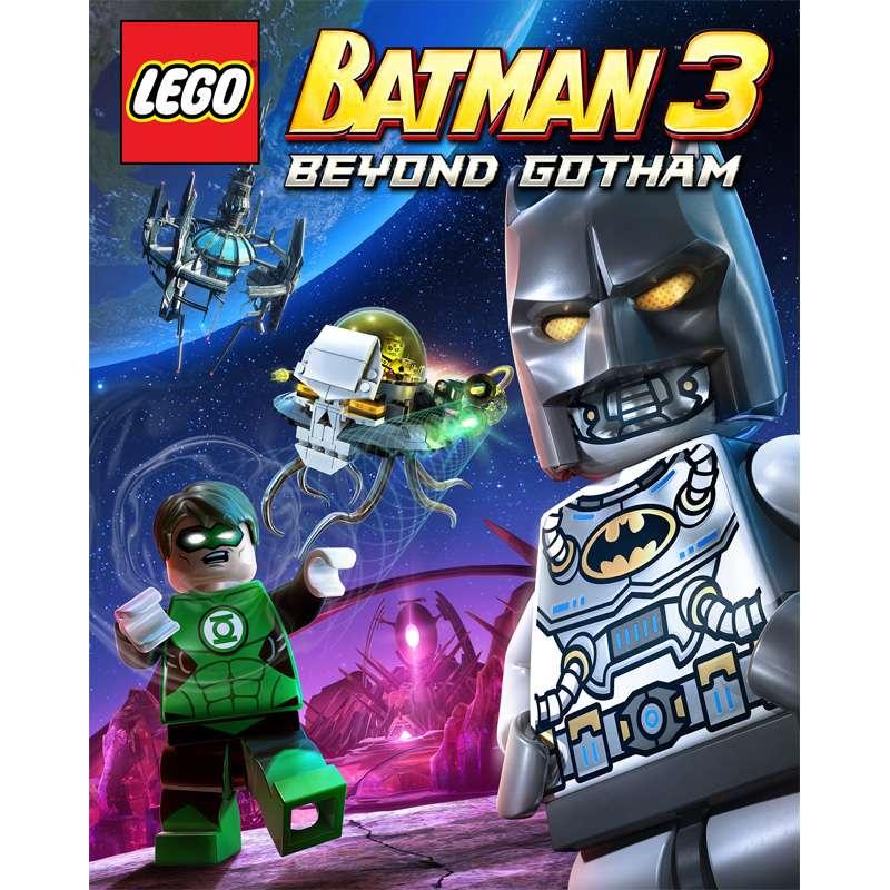 LEGO: Batman 3 - Beyond Gotham