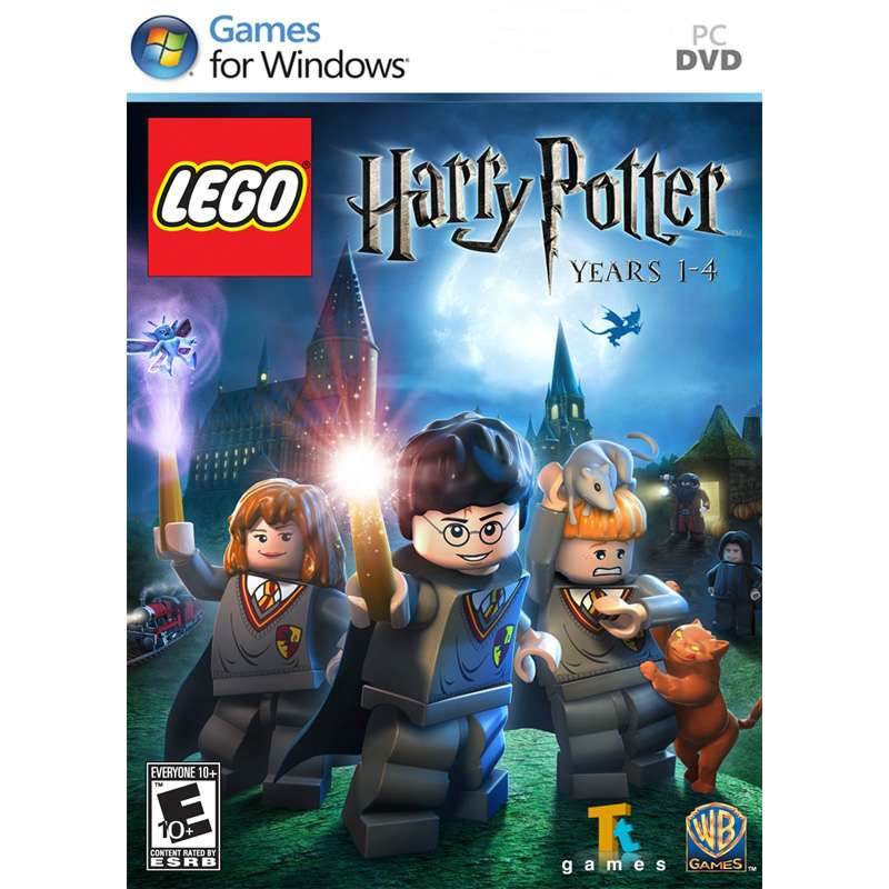LEGO: Harry Potter Years 1-4