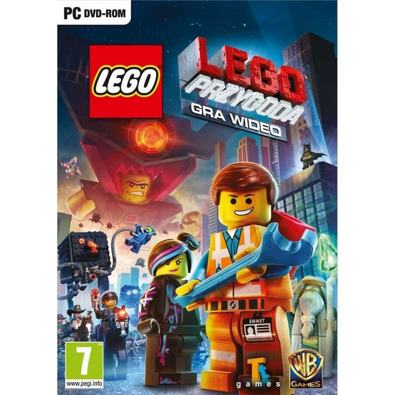 LEGO: Movie - Hra na PC