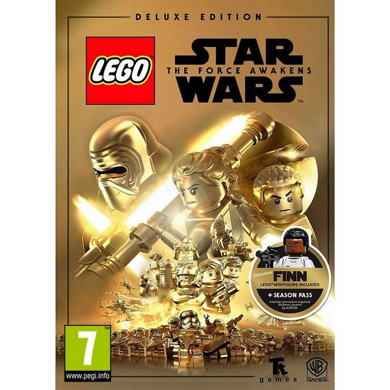 LEGO Star Wars: The Force Awakens (Deluxe Edition)