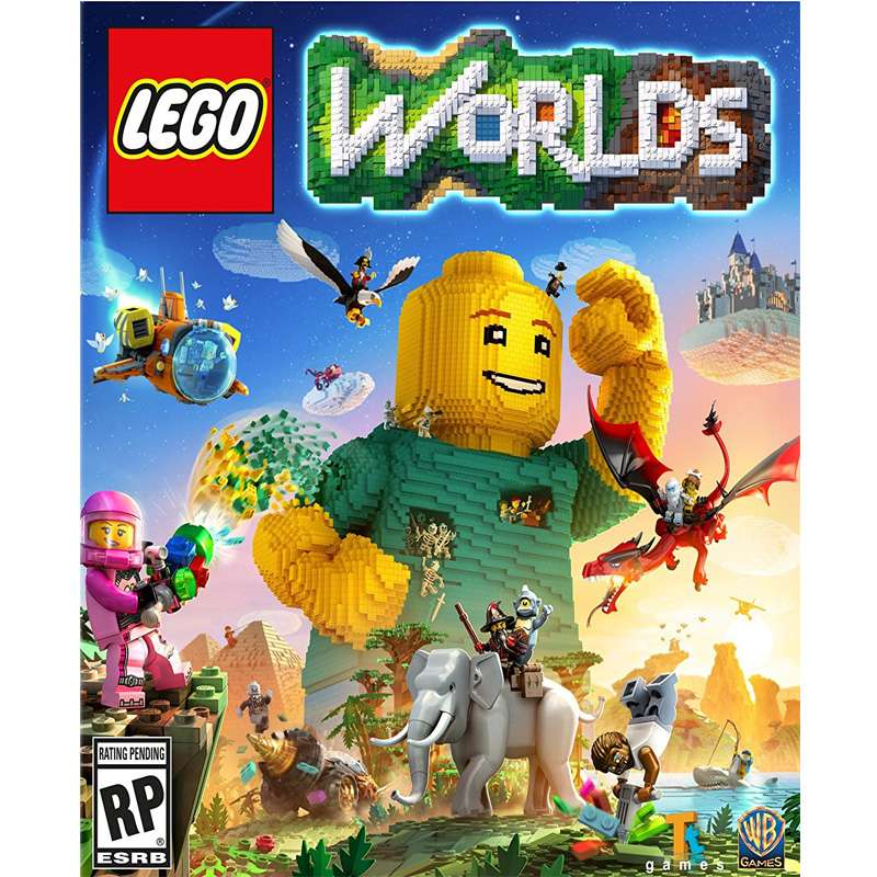 LEGO: Worlds - Hra na PC