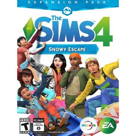 The Sims 4: Snowy Escape - PC - Origin