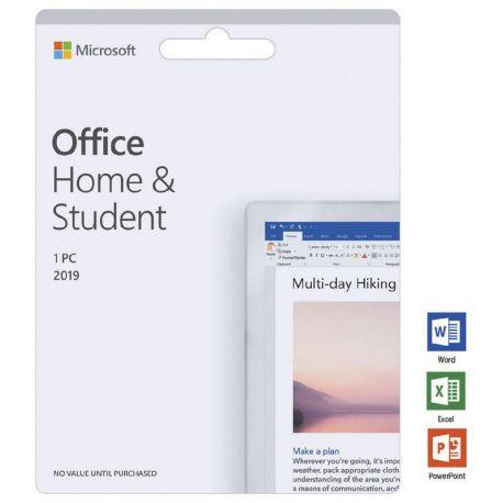 Microsoft Office 2019 pro domácnosti a studenty CZ 79G-05078