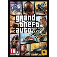 Grand Theft Auto V GTA - PC - Rockstar Social