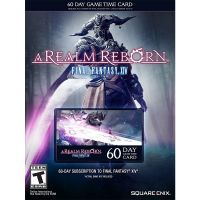 Final Fantasy XIV: A Realm Reborn 60-day time card