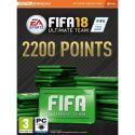 Fifa 18 - 2200 FUT Points