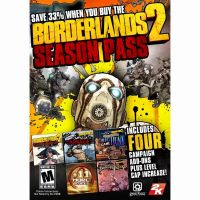 Borderlands 2 - Season Pass - PC - DLC - Steam