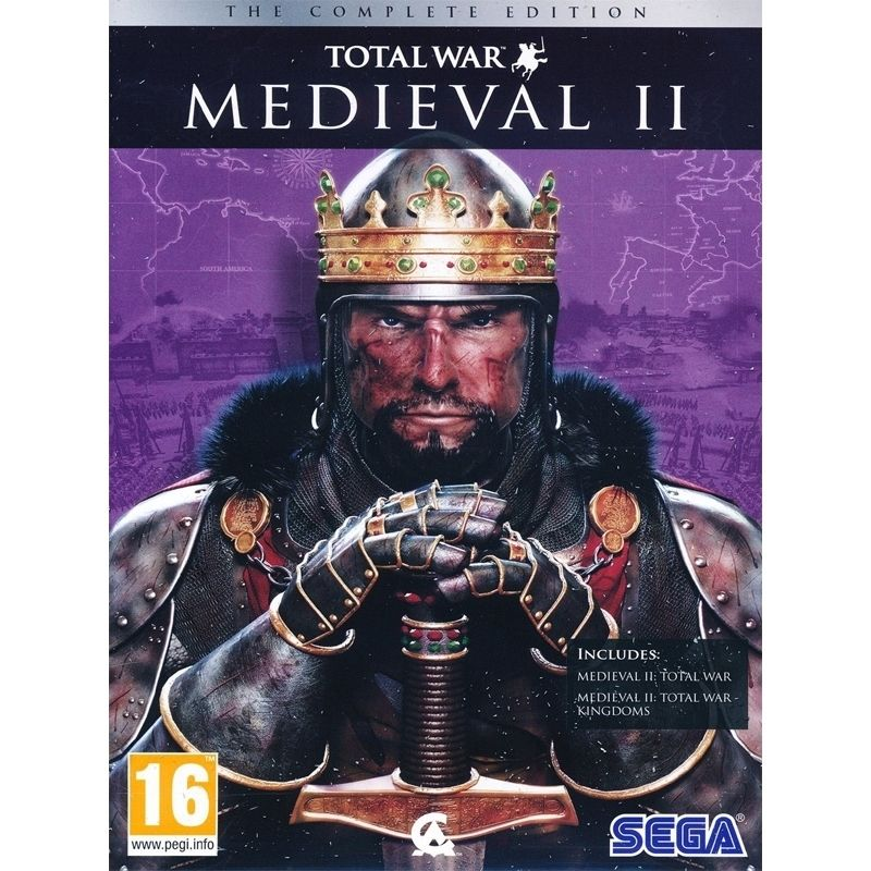 Medieval II: Total War Complete