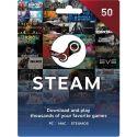 Steam Gift Card 50 €