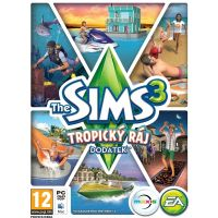 The Sims 3: Tropický ráj - PC - DLC - Origin