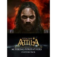 Total War: Attila (vč. Viking Forefathers Culture Pack) - PC - Steam