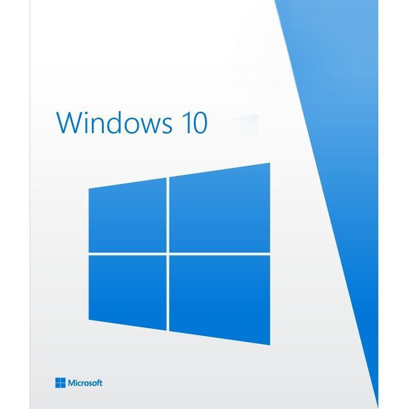 OEM Microsoft Windows 10 Home 32/64-Bit CZ