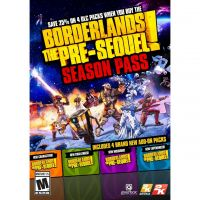 Borderlands: The Pre-Sequel - Season Pass - PC - DLC - Steam