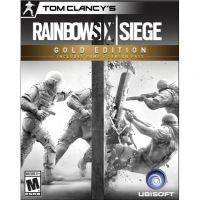 Tom Clancy's Rainbow Six: Siege (Gold Edition Year 3) - PC - Uplay