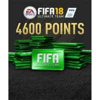 Fifa 18 - 4600 FUT Points - PC - Origin