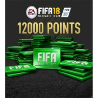 Fifa 18 - 12000 FUT Points - PC - Origin