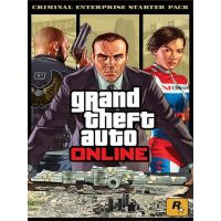 GTA 5 Criminal Enterprise Starter Pack - PC - Rockstar Social