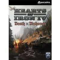 Hearts of Iron IV: Death or Dishonor - PC - DLC - Steam