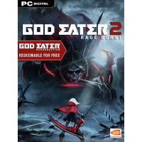 God Eater 2: Rage Burst - PC - Steam