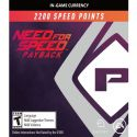 Need for Speed: Payback - 2200 Speed Points - PC - Origin