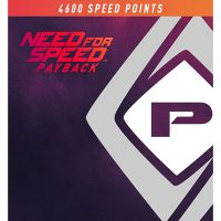 Need for Speed: Payback - 4600 Speed Points