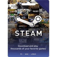 Steam Gift Card 50 USD