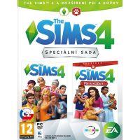 The Sims 4 + rozšíření Psi a kočky - PC - Origin