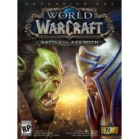 World of Warcraft: Battle for Azeroth - Předobjednávka 14.8.