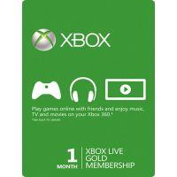 Xbox Live Gold - Členství 1 měsíc