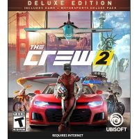 The Crew 2 Deluxe Edition - PC - Uplay