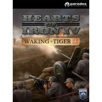 Hearts of Iron IV - Waking the Tiger - PC - DLC - Steam