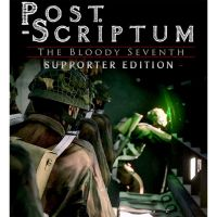 Post Scriptum Supporter Edition - PC - Steam