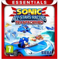 Sonic & All-Stars Racing Transformed - PC - Steam