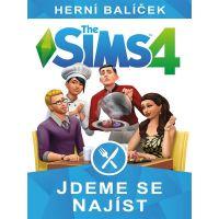 The Sims 4: Jdeme se najíst - DLC - Origin