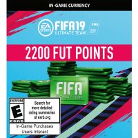 FIFA 19 - 2200 FUT Points - PC - Origin
