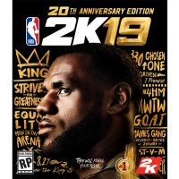 NBA 2k19 20th Anniversary Edition - PC - Steam