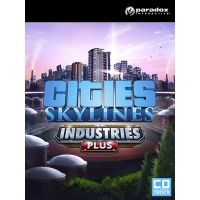 Cities: Skylines - Industries Plus - PC - Steam - DLC