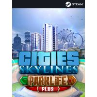 Cities: Skylines - Parklife Plus - PC - Steam - DLC