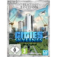 Cities: Skylines Platinum Edition - PC - Steam