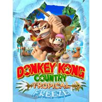 Donkey Kong Country: Tropical Freeze - Switch - DiGITAL
