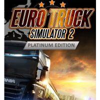 Euro Truck Simulator 2 (Platinum) - PC - Steam