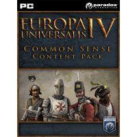 Europa Universalis IV - Common Sense Collection - PC - Steam - DLC