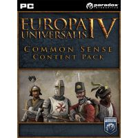 Europa Universalis IV - Common Sense Collection - PC - Steam - DLC