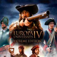 Europa Universalis IV: Digital Extreme Edition - PC - Steam
