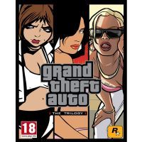 Grand Theft Auto: The Trilogy - PC - Steam