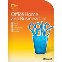 Microsoft Office 2010 Home & Business pro podnikatele T5D-00292