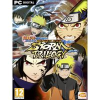 NARUTO SHIPPUDEN: Ultimate Ninja STORM Trilogy - PC - Steam