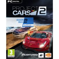 Project Cars 2 - Season Pass - PC - Steam - DLC