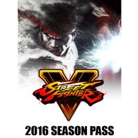 Street Fighter V - Season Pass - PC - Steam - DLC