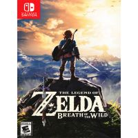 The Legend of Zelda: Breath of the Wild - Switch - DiGITAL